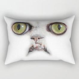 Wilfred Warrior Spirit Animal Rectangular Pillow