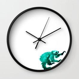 Super Sloth Wall Clock