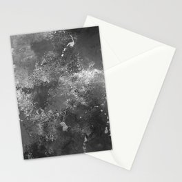 marbled dreams Stationery Cards
