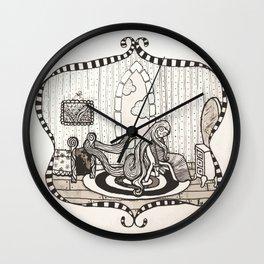 Long Wall Clock