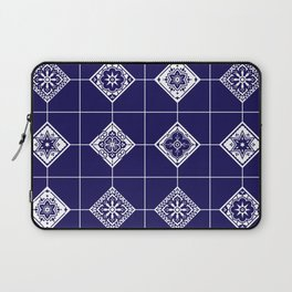 Talavera Mexican Tile – Porcelain Palette Laptop Sleeve
