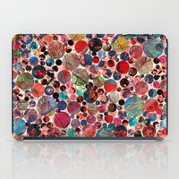 polka dot iPad Cases featuring Bright polka dot(3). by Mary Berg