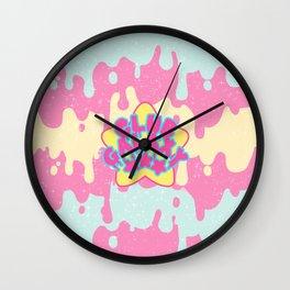 CLUB GALAXY LOGO Wall Clock
