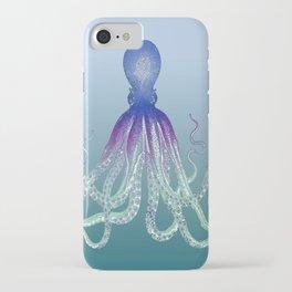 Deep Sea Octopus iPhone Case