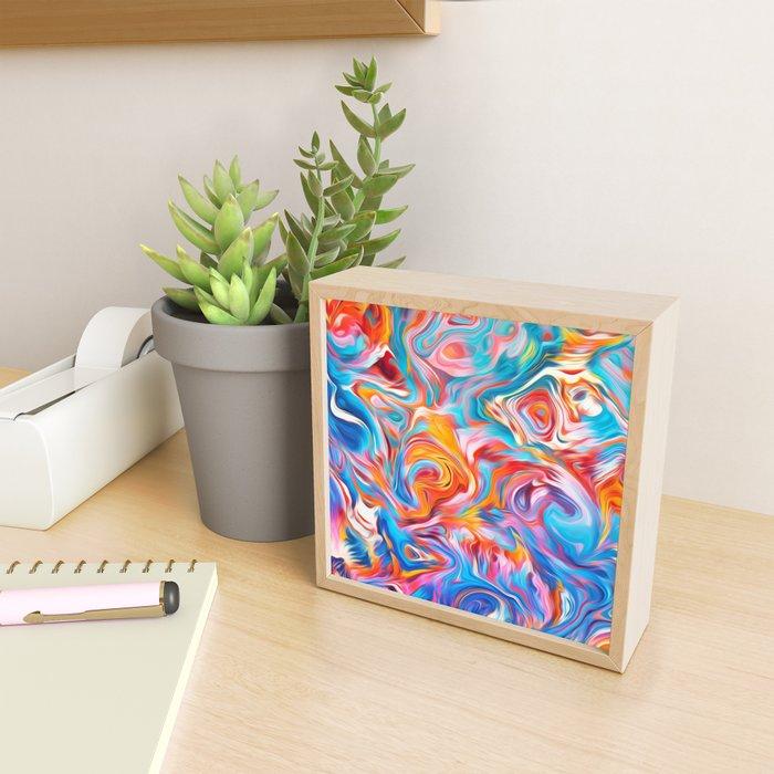 Wive Framed Mini Art Print