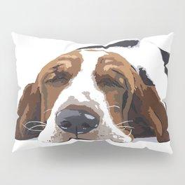 Workin' like a Dog Pillow Sham