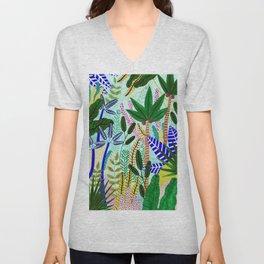 Jungle Vibes Unisex V-Neck