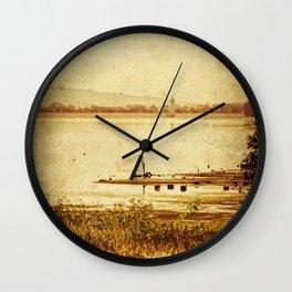 Birth of Tragedy Wall Clock