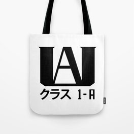 U.A. High (My Hero Academia) Tote Bag