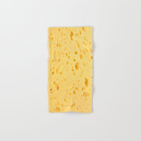 Cheese Hand & Bath Towel