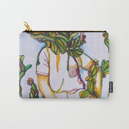 Plant Man Carry-All Pouch