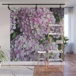 Hotham Park Florals Wall Mural