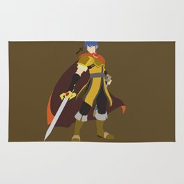 Marth(Smash)Gold Rug