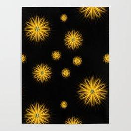 Starflower by John Logan Poster