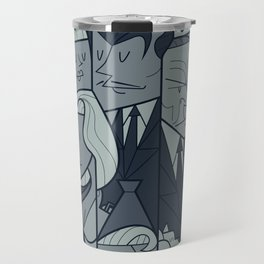 Ed Wood Travel Mug