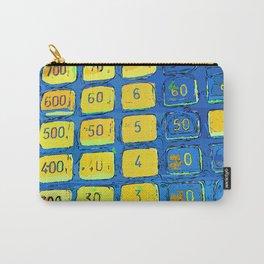 Vintage Cash Register Carry-All Pouch