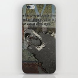 Breadcrumbs: East of the Sun and West of the Moon iPhone Skin