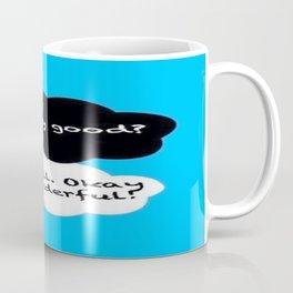 Is Okay Good? Quirrell. Okay Is Wonderful! Coffee Mug