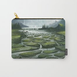 The Great Waterfall Carry-All Pouch