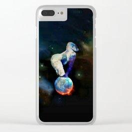 Ape Escape Clear iPhone Case