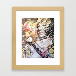Changing of the Seasons Framed Art Print