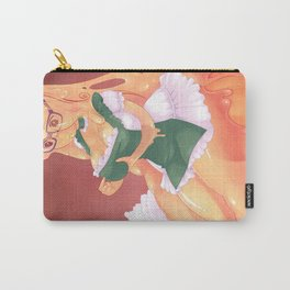 Pumpkin Spice Goo Girl Carry-All Pouch