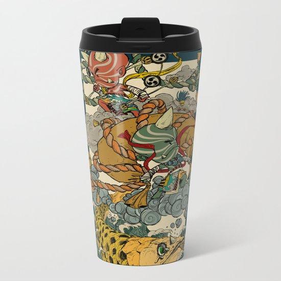 Oni Metal Travel Mug
