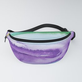 25   | Abstract Painting | 190725 Fanny Pack
