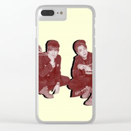 Yugyeom & Youngjae Clear iPhone Case
