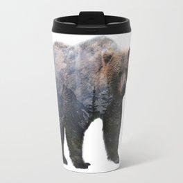 Mountain Bear Travel Mug
