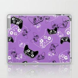 Video Game Lavender Laptop & iPad Skin