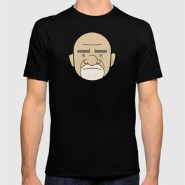Faces of Breaking Bad: Mike Ehrmantraut T-shirt