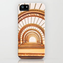 Rookery Building: Let There Be Light iPhone Case