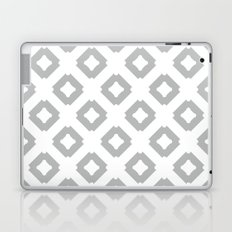 Graphic_Tile Grey Laptop & iPad Skin