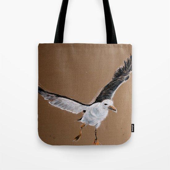 Laridae Tote Bag