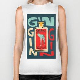 Gin Gin Gin Biker Tank