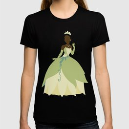 Tiana from Princess and the Frog T-shirt