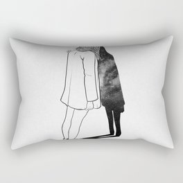 Reality. Rectangular Pillow