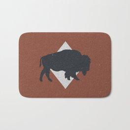 Bison & Blue Bath Mat