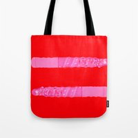 equality Tote Bags featuring equality by rylesigh