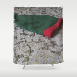 GFALA Jacket Shower Curtain