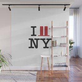 I HATE NY Wall Mural