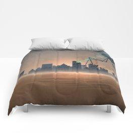 Alien Attack Comforters