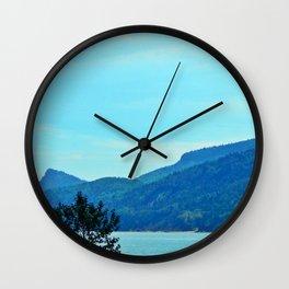 Rugged Coast Wall Clock