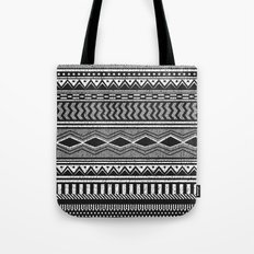Ethnic Black Tote Bag