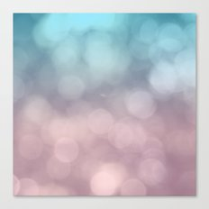 Dreaming of Cotton Candy Canvas Print