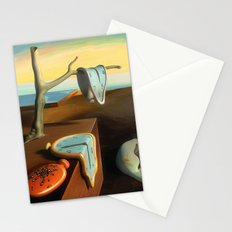 Persistence of Memory Stationery Cards