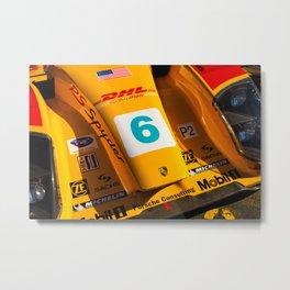 Porsche RS Spyder. Metal Print
