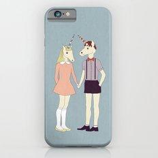 Our love is unique, we are Unicorns Slim Case iPhone 6