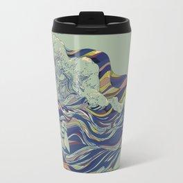 OCEAN AND LOVE Travel Mug